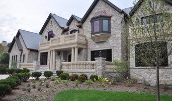 Custom Home Built in Oakbrook