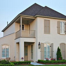 Traditional Exterior by Cagley Construction