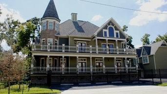 Custom Home Exteriors