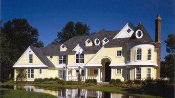 Custom Home, Family Residence, Exterior