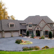 Traditional Exterior by Metzler Home Builders