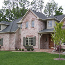 Traditional Exterior by Gradison Design Build
