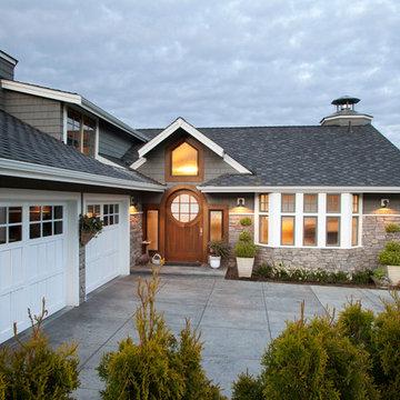 Custom Home  - Gig Harbor, WA