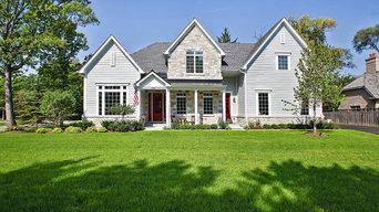 Custom Home -- Glen Oak Acres, Glenview, IL