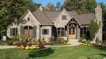 Custom Home in Canyon Woods development, Bainbridge, OH