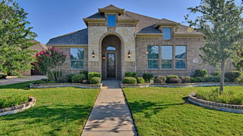 Custom Home in Keller TX