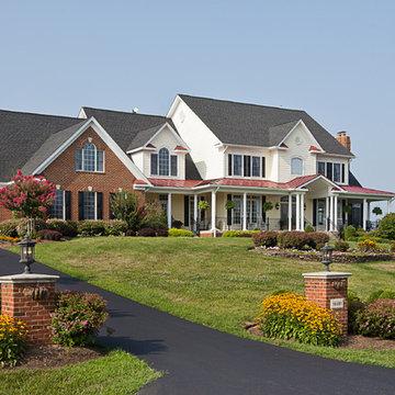 Custom Home in Loudoun County