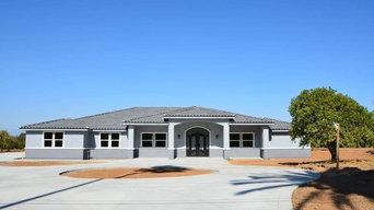 Custom Home in Riverside, CA