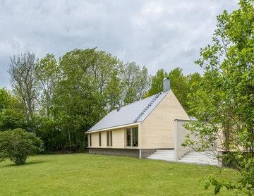 Custom Home in Sweden