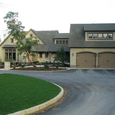 Traditional Exterior by Kitsap Kitchen & Bath Co.