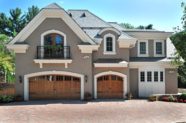 Traditional Exterior by Cobb Hill Construction