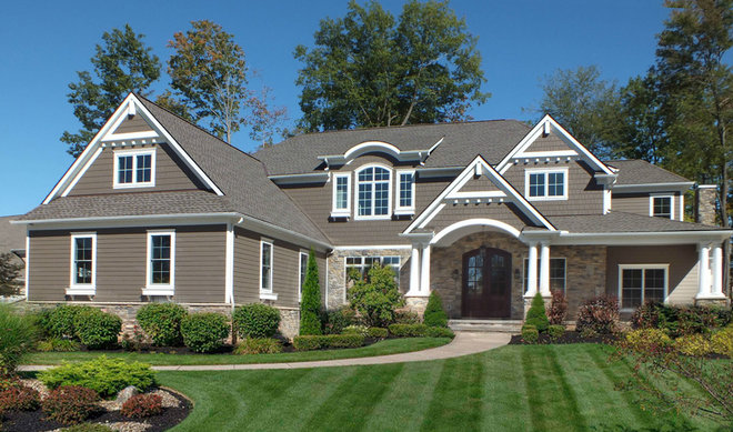 Traditional Exterior By Otero Signature Homes