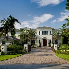Tropical Exterior by Shear Construction & Management, LLC