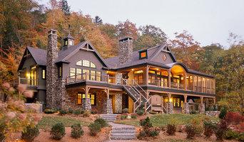 Custom Home - Southern Maine Adirondack Style Lake House