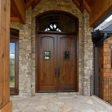 Traditional Exterior by First Choice Custom Homes