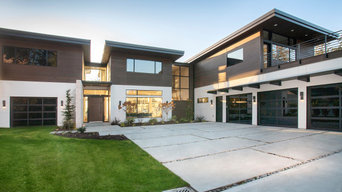 (Custom Home) Ultimate Contemporary in Gig Harbor