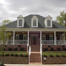 Traditional Exterior by Deer Creek Homes, Inc.