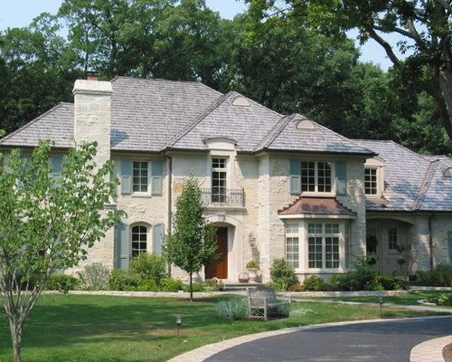 Bay window exterior home design ideas pictures remodel - Houses with bay windows ...