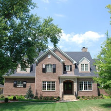 Traditional Exterior by Carpenter Construction, Inc.