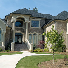 Traditional Exterior by Hunter Homes & Properties