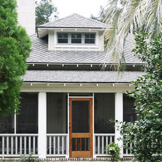 Traditional Exterior by Marcus Bell Design