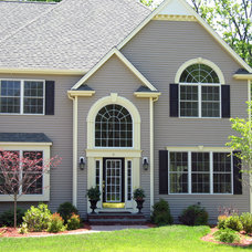 Traditional Exterior by National Lumber