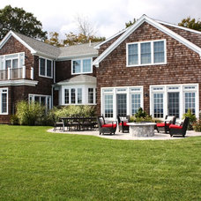 Traditional Exterior by Thorson Restoration & Construction