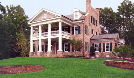 Roots of Style: Meet Your Traditional Home's Classical Ancestors