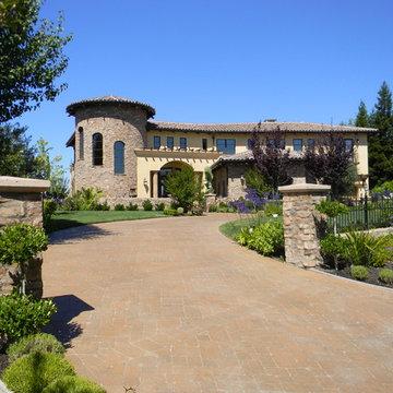 Custom Landscape (DS Residence)