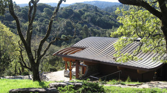 Custom Metal Roof - Northern California Residential