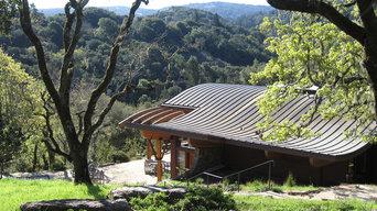Custom Metal Roof - Northern California Residential