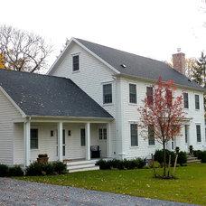 Traditional Exterior by Hampton Modular