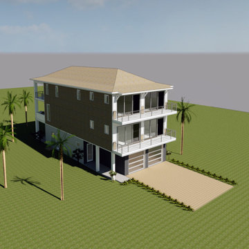 Custom Oceanfront Home - Vero Beach