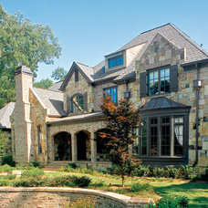 Traditional Exterior by Frank Betz Associates, Inc.