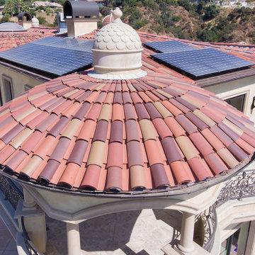 Custom Residence Dome - Bradbury, CA