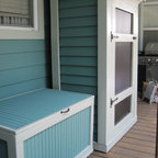 Small Outdoor Storage Sheds - Traditional - Garage And Shed - other metro - by Historic Shed