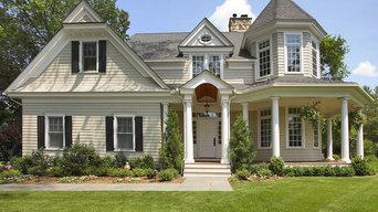Custom Shingle-Style  Home