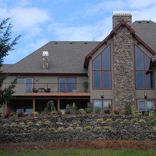 Craftsman Exterior by Artisan Custom Homes, Inc.