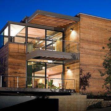 Custom Single-Family Home Designed by Ray Kappe