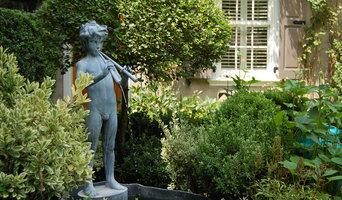 Customer Showcase - Garden Ornament Selections - Fountain, Planters, Statuary