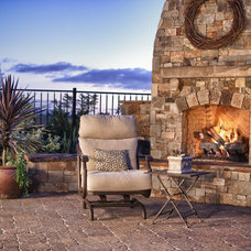 Traditional Exterior by JD Design Photography