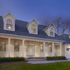 Traditional Exterior by Public Image Photography