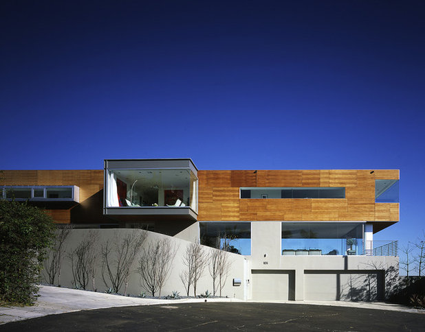 Modern Exterior by SPF:architects