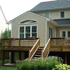 Exterior by Add A Deck, Inc.