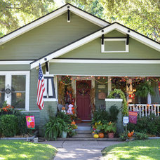 Craftsman Exterior by Sarah Greenman