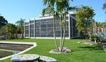 Dalle Glass House