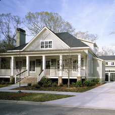 Traditional Exterior by Max Crosby Construction