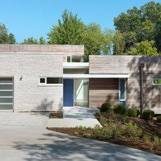 Modern Exterior by Studio Durham Architects