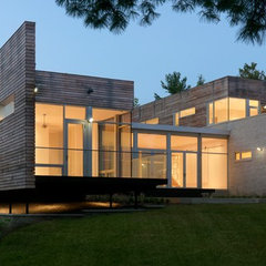 modern exterior by Studio Durham Architects