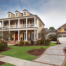 Traditional Exterior by Christopher F. Caponigro, AIA